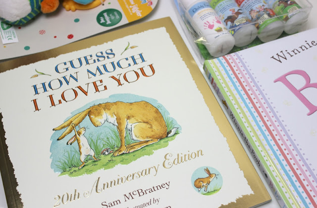 A picture of Guess How Much I Love You 20th Anniversary Edition Paperback