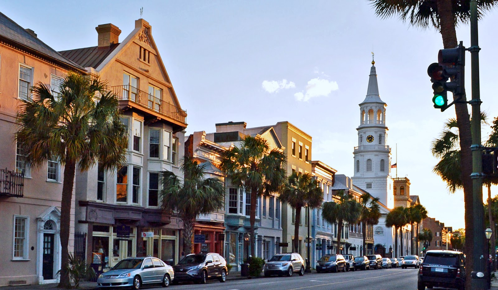 shopping in charleston