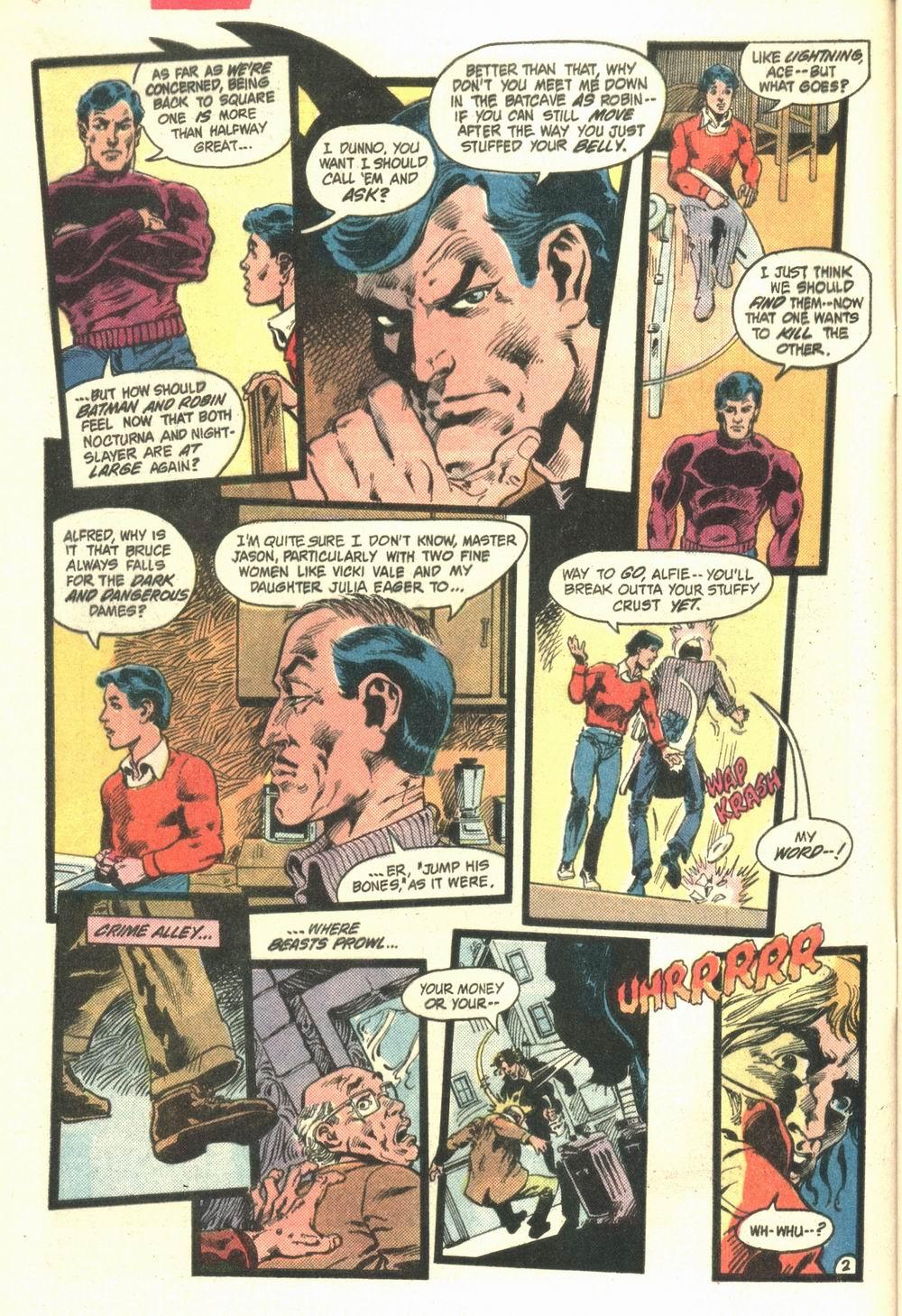 Detective Comics (1937) 548 Page 2