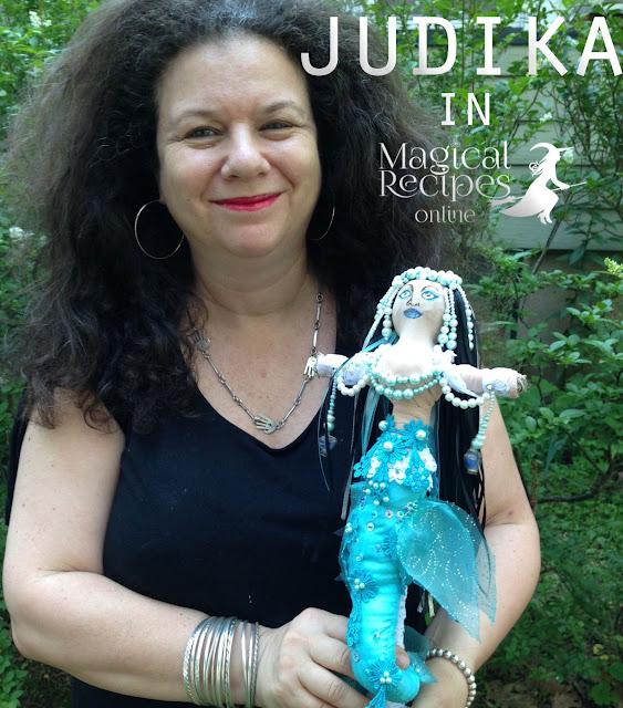Judika: Judika Illes' Magic, Exclusively In Magical Recipes Online