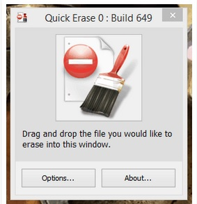 Download Quick Erase