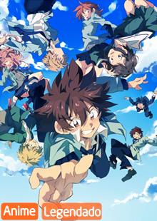 Assistir Digimon Adventure tri – Reunião Online