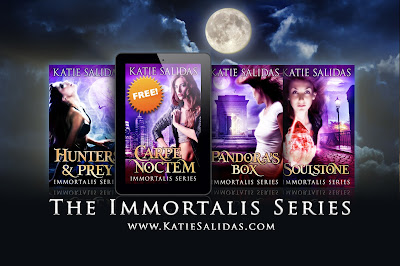 Katie Salidas Immortalis Vampire Series