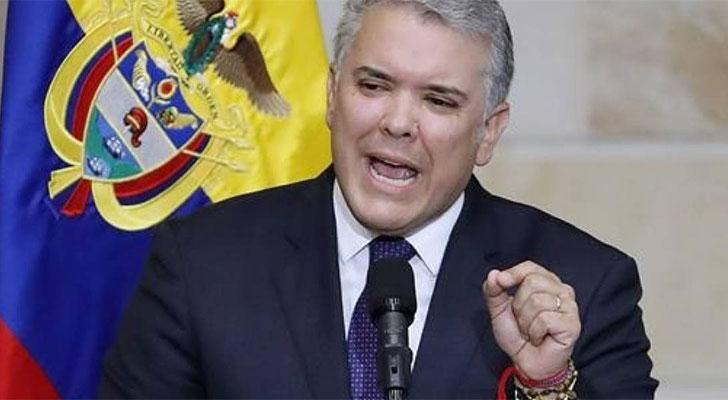 Políticos colombianos