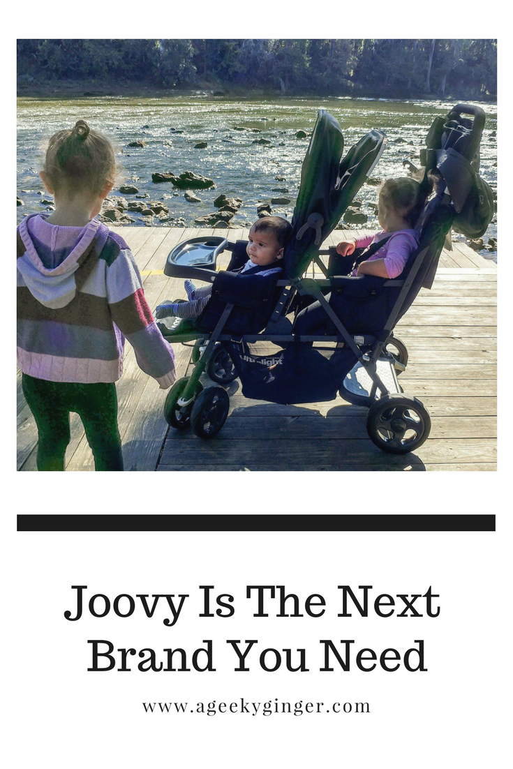 Joovy Is The Next Brand You Need