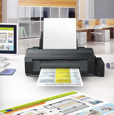 Spesifikasi Printer Epson l1300 A3 Infus Terbaru