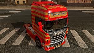 Scania R Floombargh