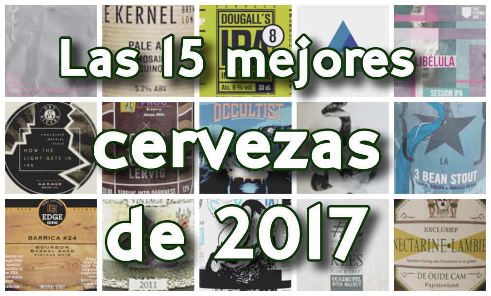 Las 15 mejores cervezas de 2017