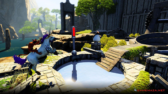 Trials Fusion Awesome Level Max Edition Gameplay Screenshot 3