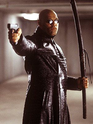 Laurence Fishburne as an American film and stage actor ...