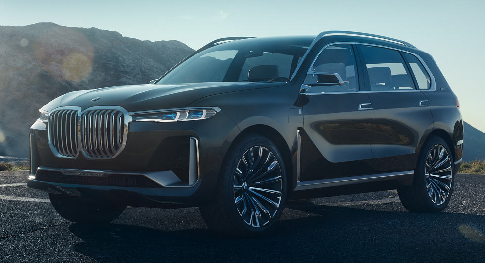 New Bmw X7 Iperformance Concept This Is It