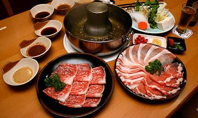 Những món ăn chất lừ của ẩm thực Nhật Bản