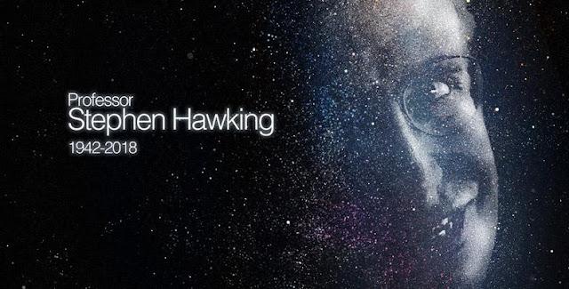 stephen hawking passes away at 76