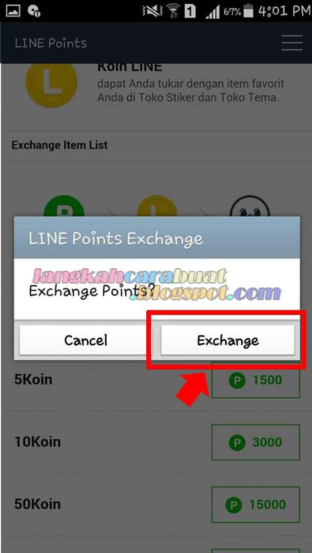 Line Artinya : Cara mendapatkan koin gratis di line tanpa