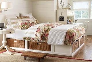 Dormitorio pequeño decorar