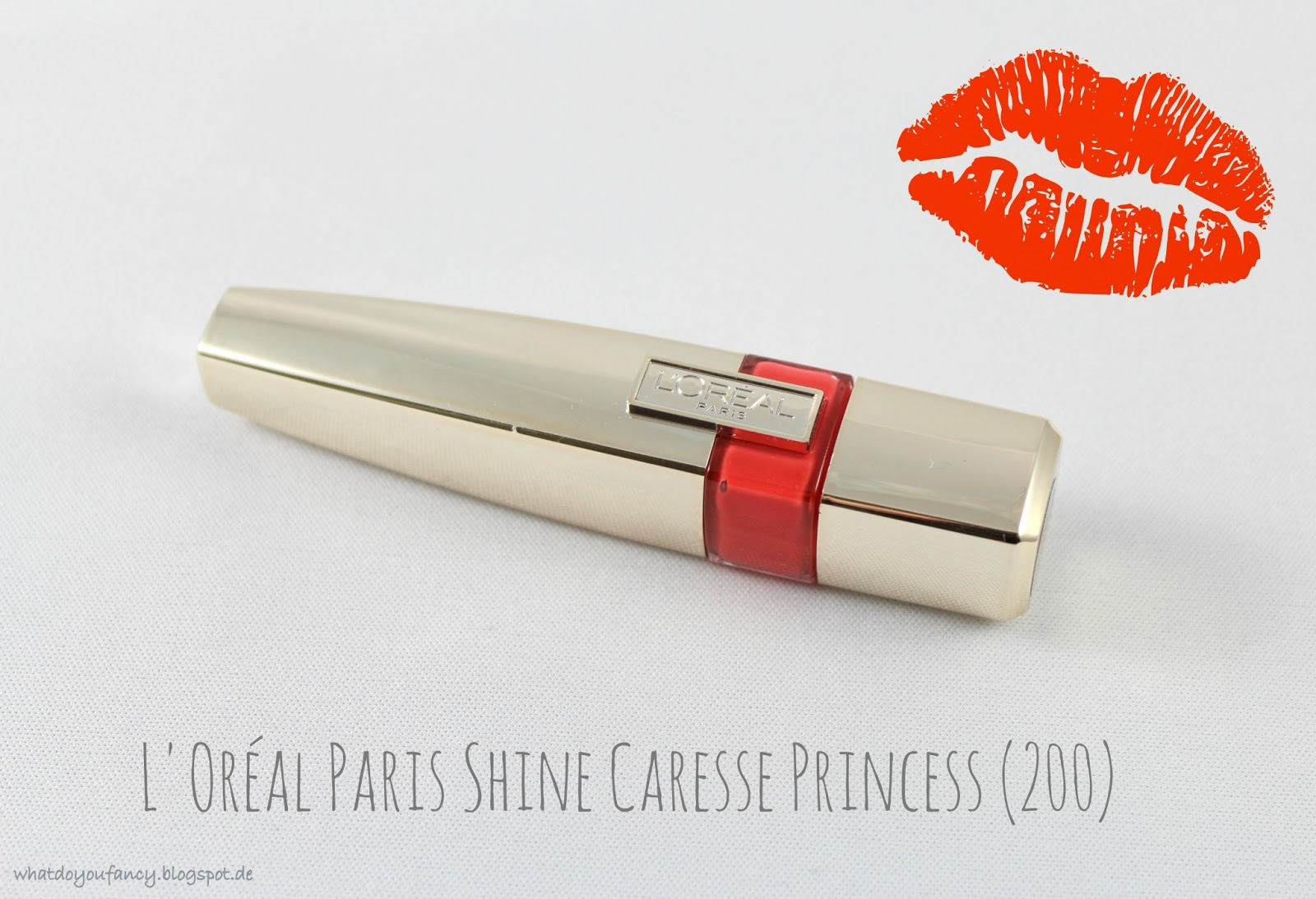 L'Oréal Shine Caresse 200 Princess
