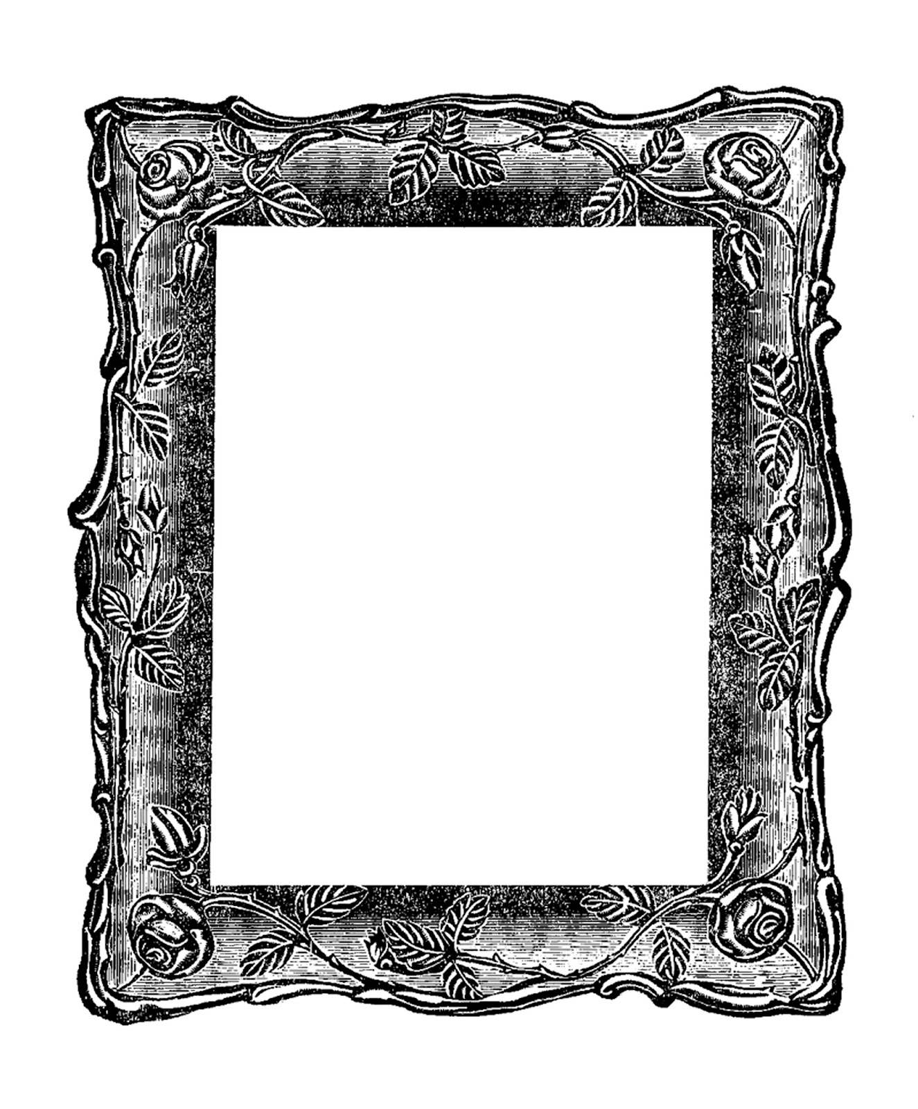 decorative clipart frames - photo #46