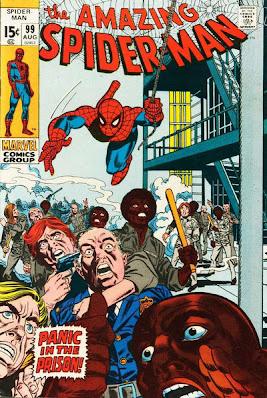 Amazing Spider-Man #99