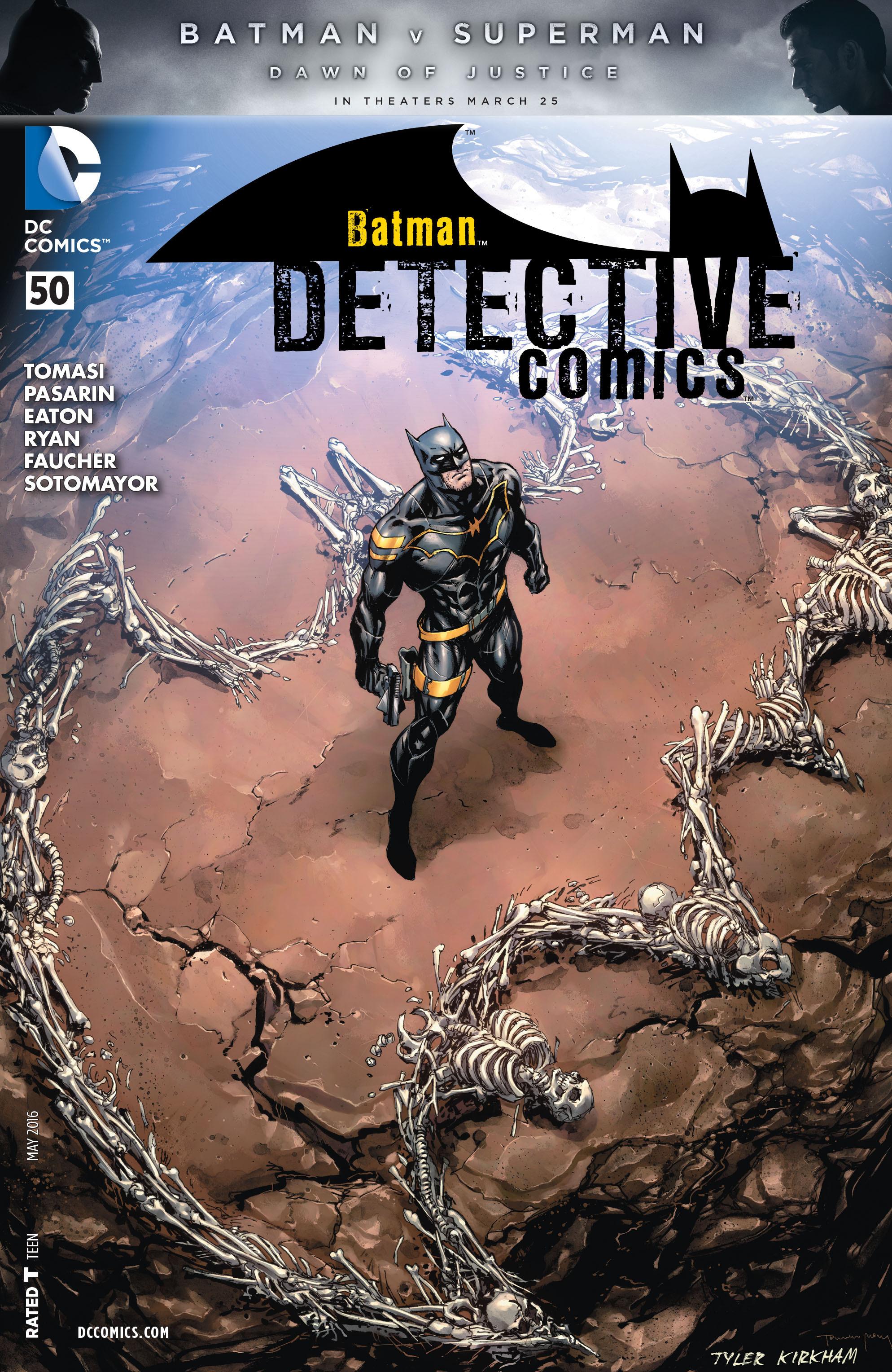 Detective Comics (2011) 50 Page 1