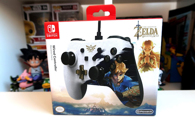 PowerA Controller for the Nintendo Switch - Box