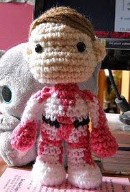 http://www.ravelry.com/patterns/library/mass-effect-ashley-amigurumi-crochet-pattern
