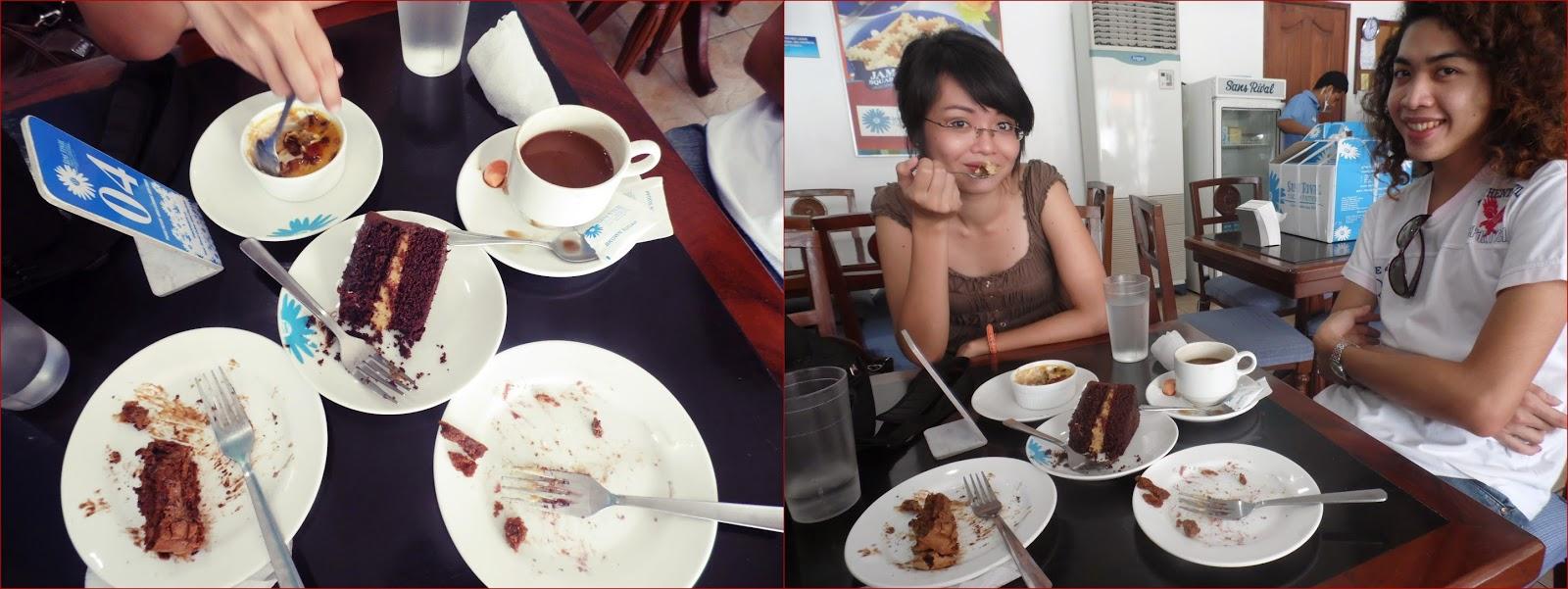 Sans Rival Cakes & Pastries, Dumaguete
