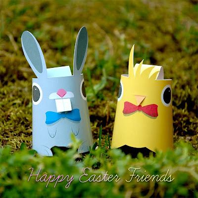 Happy Easter Friends