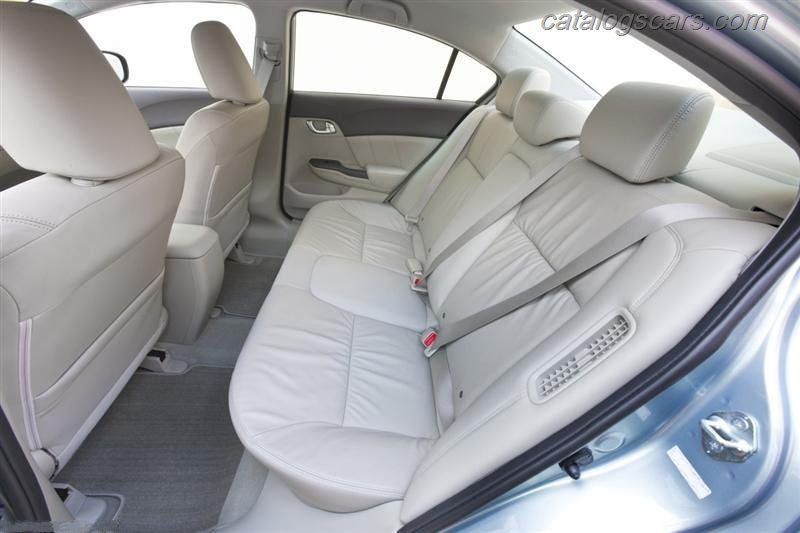 صور سيارة هوندا سيفيك الهجين 2014 - اجمل خلفيات صور عربية هوندا سيفيك الهجين 2014 - Honda Civic Hybrid Photos Honda-Civic-Hybrid-2012-16.jpg