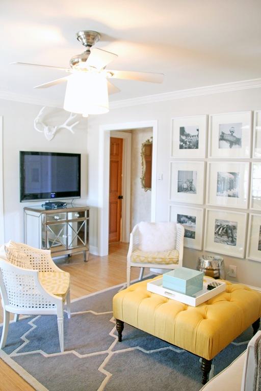 Target Living Room Furniture: Lived In: Target (Tar-jay) Chic: La Première Partie