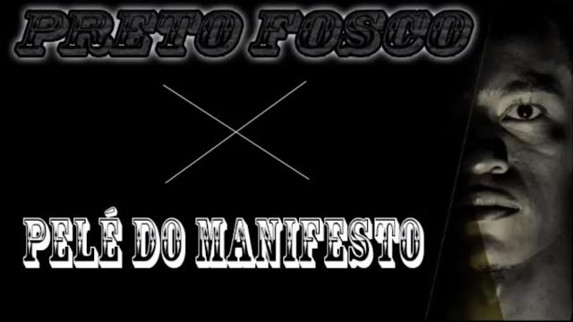 """O rapper paraense Pelé do Manifesto, lança a musica """"Preto Fosco"""""""