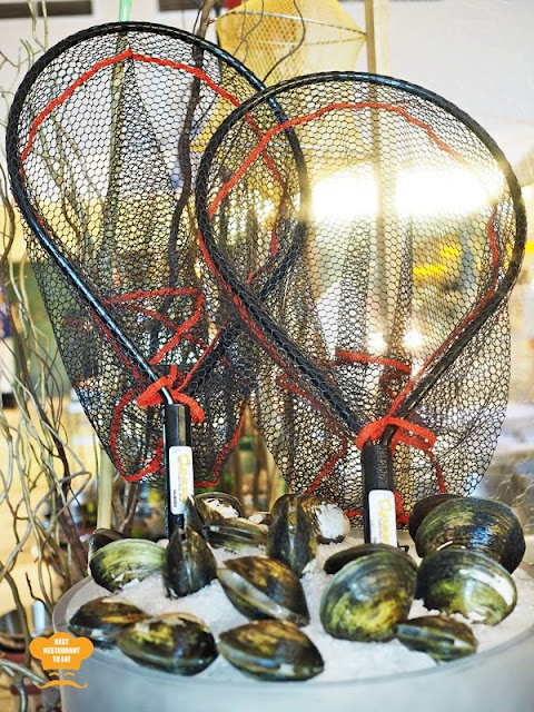 Weekend Seafood Buffet @GoBo Chit Chat Traders Hotel KLCC Kuala Lumpur