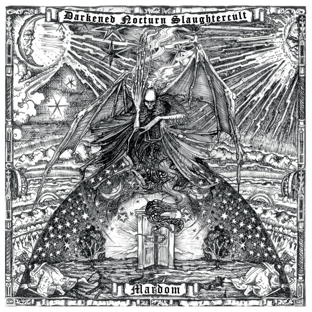 DARKENED NOCTURN SLAUGHTERCULT – Mardom (Album, 2019)
