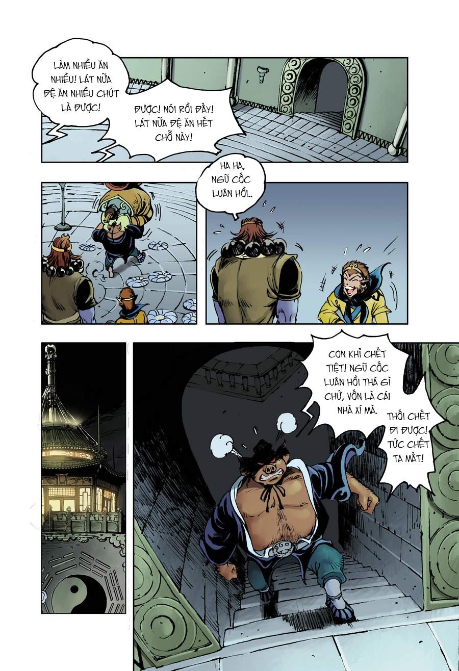 Tây Du Ký màu - Chapter 86 - Pic 14