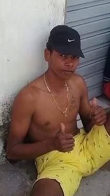 Homem chega atirando em Sossego cometendo um homicídio e deixando outro ferido