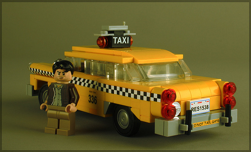 Certified Taxi Driver
