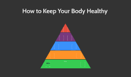 How to keep match and Maintain a Healthy Body?