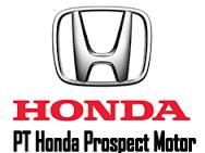 LOKER BARU PT. HONDA PROSPECT MOTOR HINGGA 6 NOVEMBER 2017 (PALING BARU)