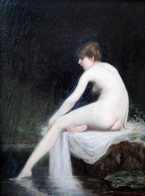 Iakovos Rizos - Nudo femminile