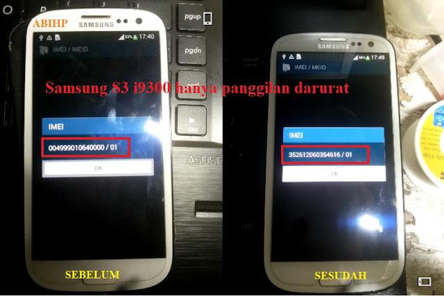 Solusinya untuk mengatasi panggilan darurat Samsung S3.
