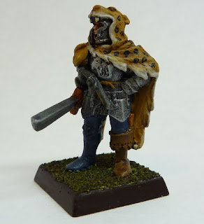 Leopoldo di Lucci from Leopold's Leopard Company, Dogs of War for Warhammer Fantasy Battle