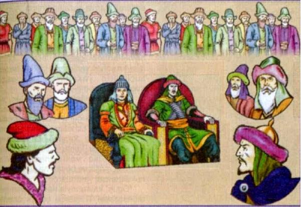 7. SINIF 6.ÜNİTE YAŞAYAN DEMOKRASİ