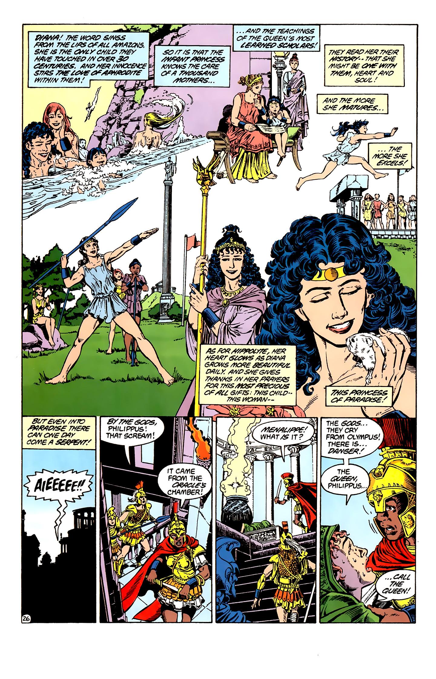 Read online Wonder Woman (1987) comic -  Issue #1 - 28