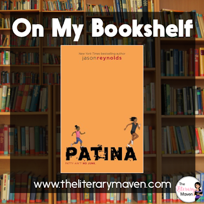 In Patina, the second installment in Jason Reynold's Track series, Patty faces challenges at home and running track is her escape. Her mother suffers from diabetes so Patty and her younger sister live with their aunt and uncle, who are an interracial race couple. Patty is also struggling to make friends at her new school where many of the students are well off. Read on for more of my review and ideas for classroom application.