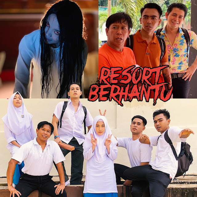 Telefilem Resort Berhantu
