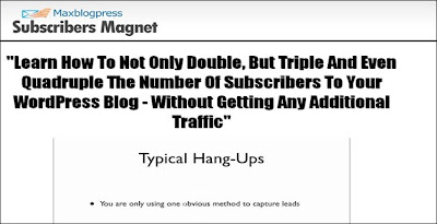 Subscribe Magnet