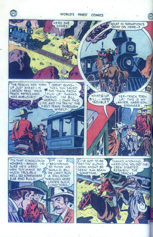 Read online World's Finest Comics comic -  Issue #43 - 20