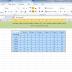 Chuyển đổi hàng thành cột, cột thành hàng trong Excel