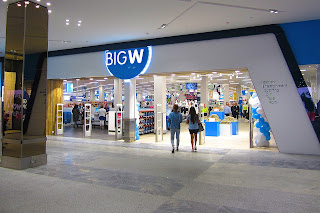 BIG W Department Store Pacific Fair