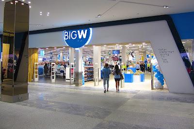 BIG W Department Store Pacific Fair