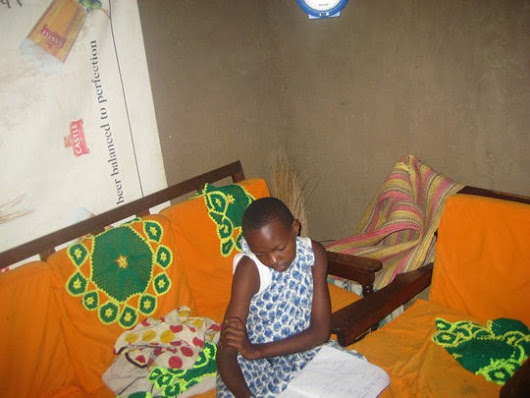 Africa Solar Fund: Update on TanzSolar Home Lighting Program